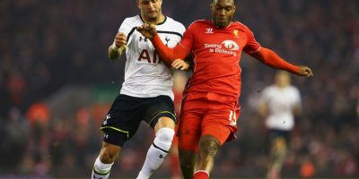 1. Tottenham vs. Liverpool (Premier League) Foto:Getty Images
