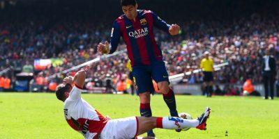 8. Barcelona vs. Rayo Vallecano (Liga BBVA) Foto:Getty Images