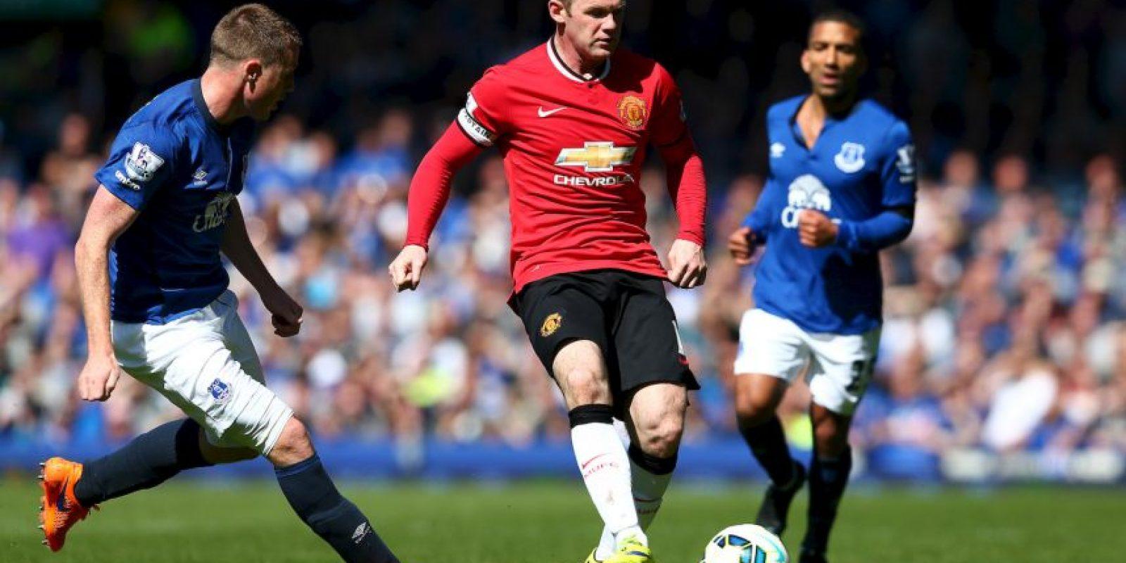 5. Everton vs. Manchester United (Premier League) Foto:Getty Images