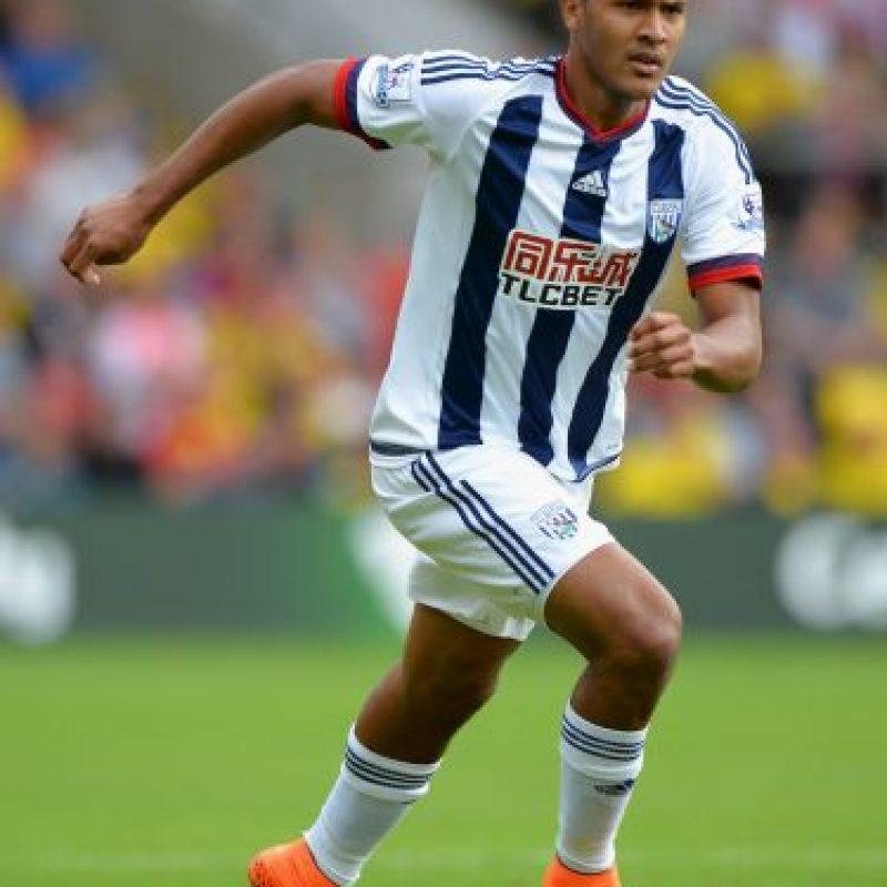 Llegó a la Premier League este año, tras varias temporadas militando en el fútbol de Rusia. Foto:Getty Images