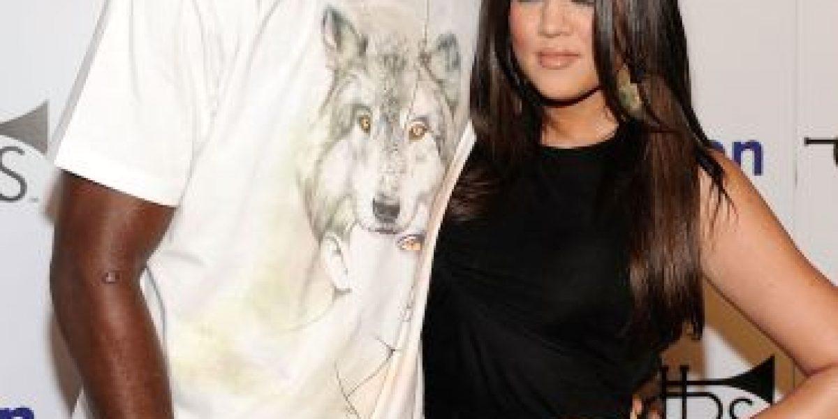 Esto fue lo primero que le dijo Lamar Odom a Khloé Kardashian al despertar del coma