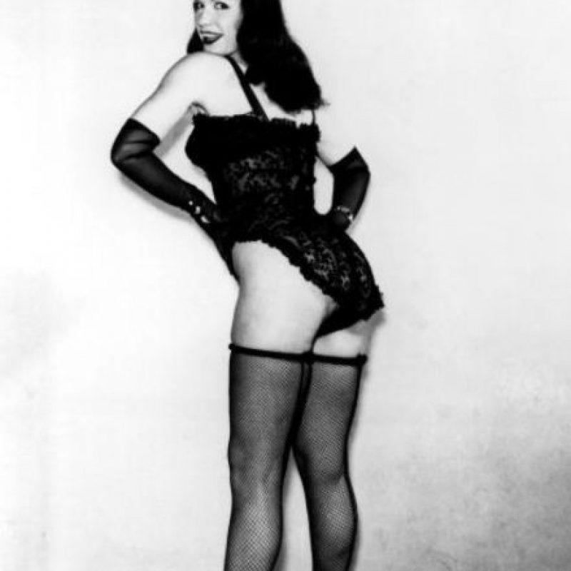 Page comenzó a padecer de inestabilidad. En los años 60 fue internada por esquizofrenia. Foto:vía Getty Images