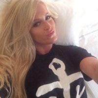 En la vida real es novia de Rusev, también luchador de la WWE. Foto:Vía instagram.com/daniellemoinet