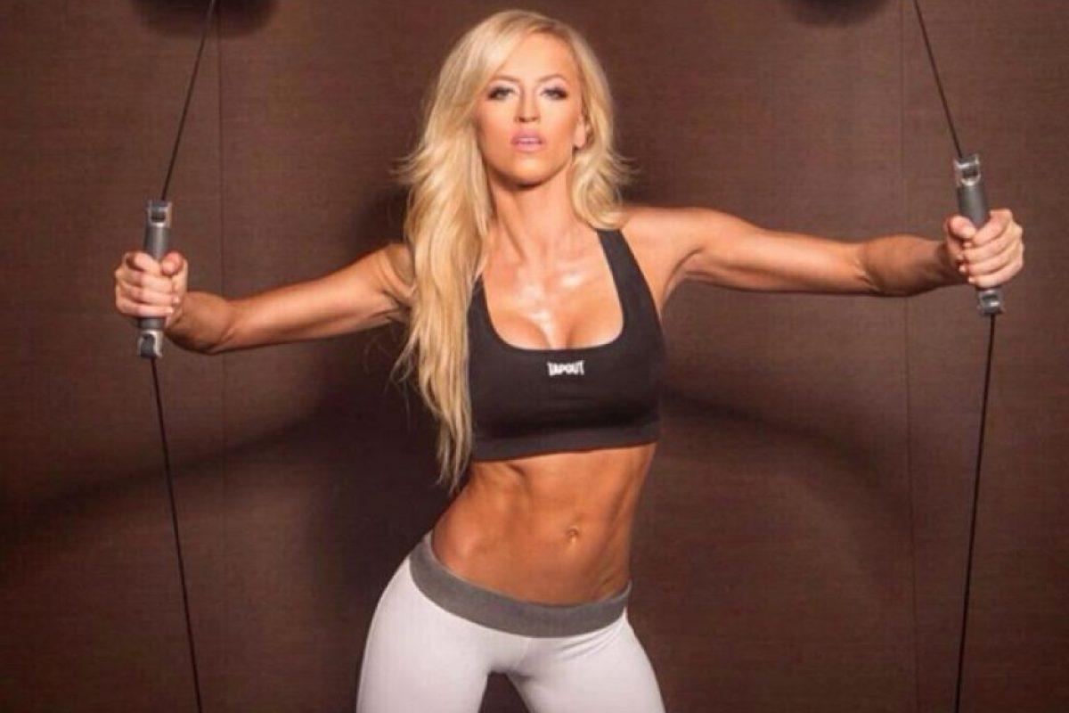 En noviembre de 2011 se unió a la WWE, entonces cambió su nombre a Summer Rae. Foto:Vía instagram.com/daniellemoinet