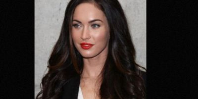 """Megan Fox: Alguna vez dijo que se sentía """"histéricamente insegura"""" al verse al espejo. Foto:vía Getty Images"""