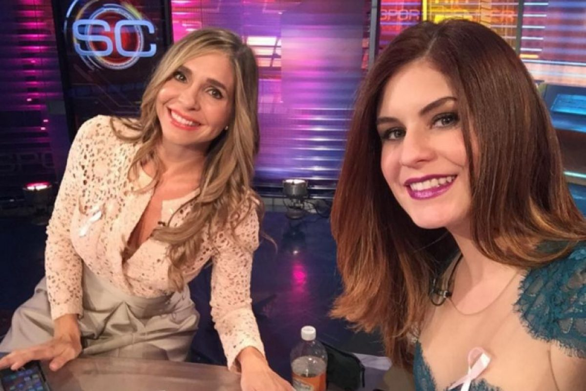 """Por sexto año consecutivo, ESPN celebra """"La Semana de la Mujer"""". Foto:Vía instagram.com/carolinapadronr"""