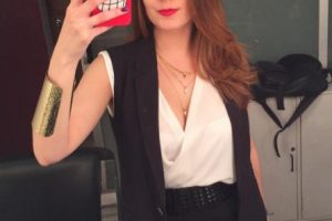 Tiene 32 años. Foto:Vía instagram.com/carolinapadronr