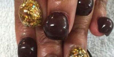 "Eran uñas de ""nail art"". Foto:vía NoWayGirl.com"