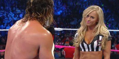 Video: Diva de la WWE fue rechazada por Dolph Ziggler