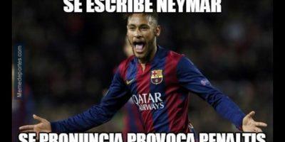 El jugador también provocó dos penales. Foto:memedeportes.com