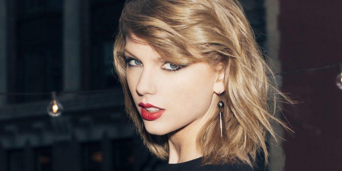 Taylor Swift se corta con un cuchillo y lo comparte en Instagram