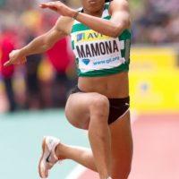 2. Patricia Mamona Foto:Getty Images