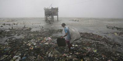 Fotos: Así se vivió el azote del supertifón Koppu en Filipinas