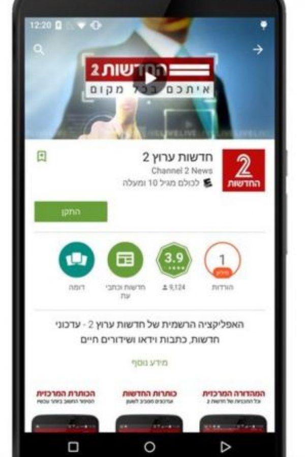 La descripción de las aplicaciones. Foto:vía plus.google.com/+KirillGrouchnikov