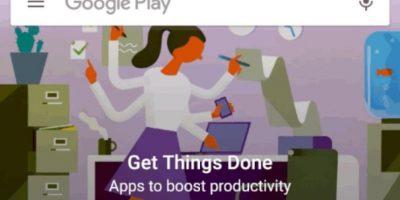 Dos categorías principales: Entretenimiento y Apps y juegos. Foto:vía plus.google.com/+KirillGrouchnikov