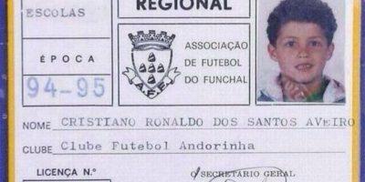 La credencial del club Andarinha. Foto:vía Twitter.com