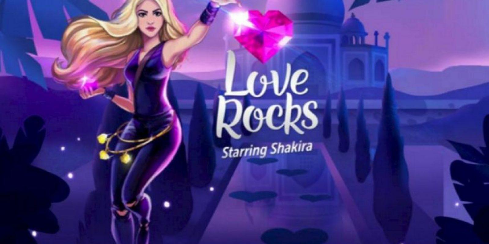 """""""Encontrarán gemas relucientes, cada una con su propio simbolismo y poderes únicos, sitios exóticos escogidos por Shakira y la adictiva forma de juego drop3"""". Foto:Rovio"""