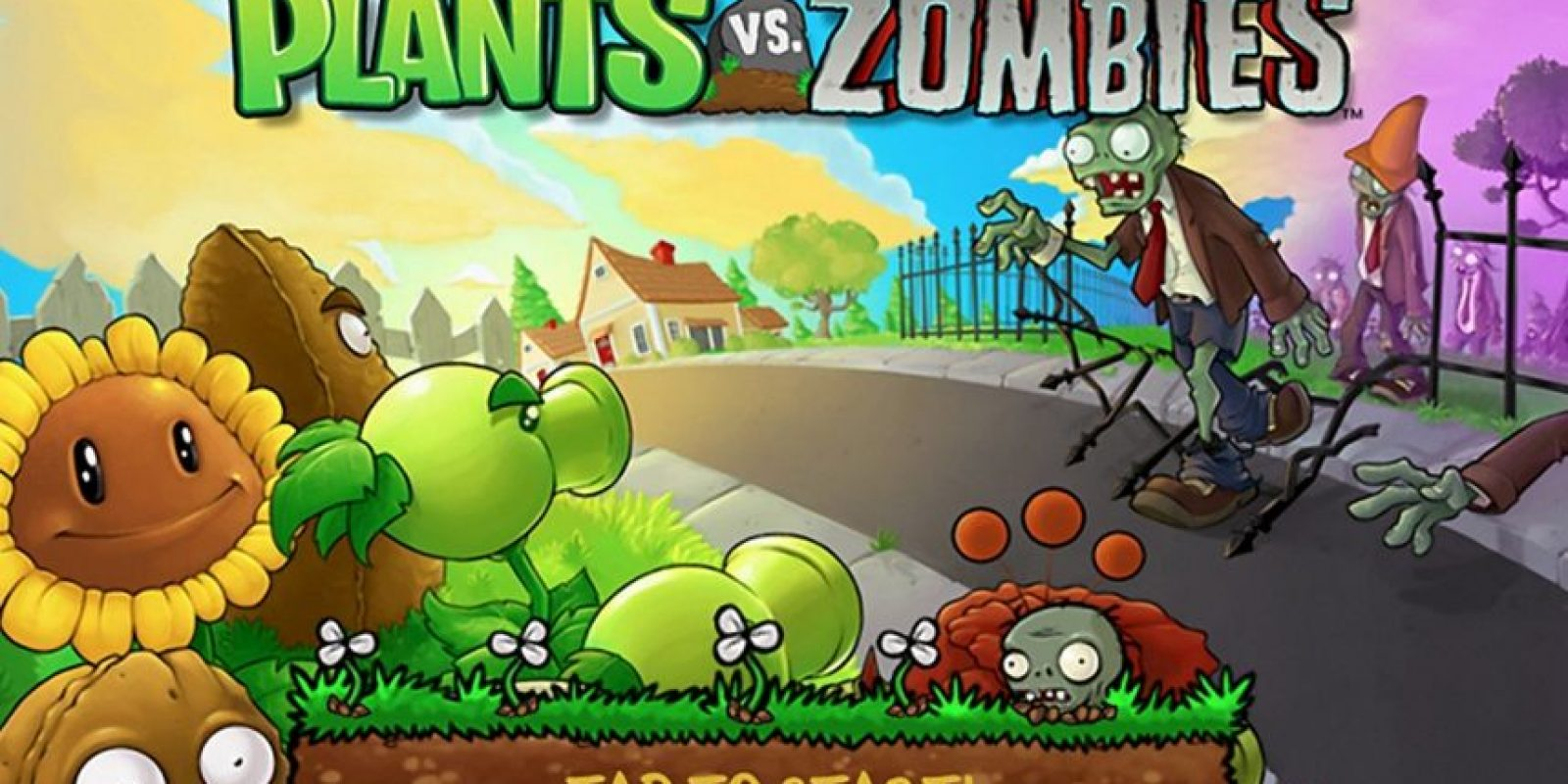 "7- ""Plantas vs. Zombies"". Foto: Electronic Arts"