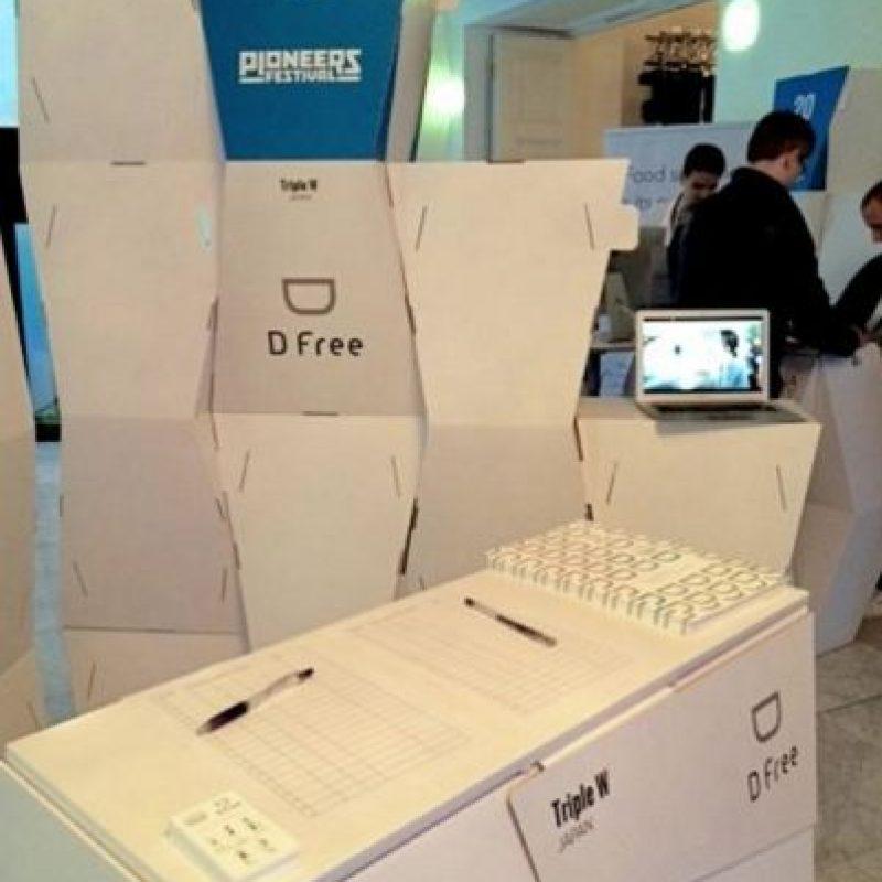 Esperan poner el producto pronto al avance del público. Foto:vía dfree.biz
