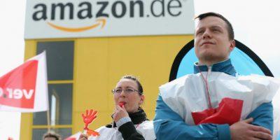 """5- """"Siempre buscamos superar las expectativas del cliente… Se trata de una marca reconocida a nivel mundial como la compañía con mejor servicio al cliente"""", dice Juan Carlos García, CEO de Amazon México. Foto:Getty Images"""