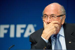 Esto, por la investigación sobre irregularidades en las asignaciones de los Mundiales de 2018 y 2022 y en la venta de los derechos televisivos de varios torneos internacionales. Foto:Getty Images