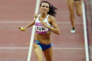11. Iveta Putalova Foto:Getty Images