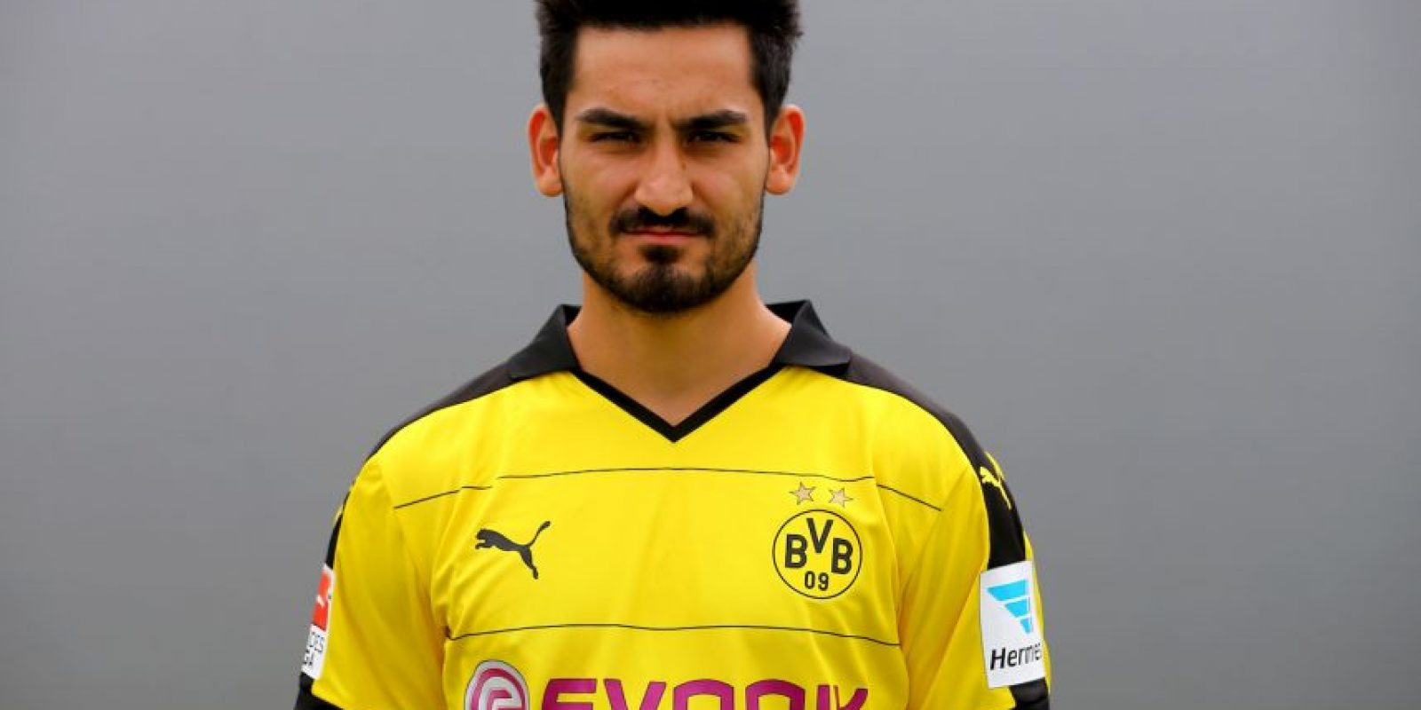 4. Ilkay Gundogan (Borussia Dortmund/Alemania) Foto: Getty Images