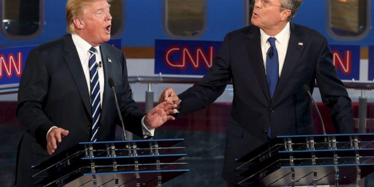 Trump y Bush discuten en Twitter por atentados del 9/11