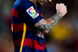 Lionel Messi sufrió una dura lesión durante el partido entre el Barcelona y UD Las Palmas del 26 de septiembre. Foto:Getty Images