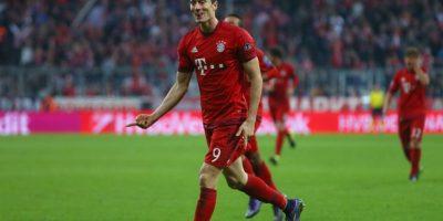 """El goleador del Bayern Munich despuntó como estrella bajo sus órdenes en el """"BVB"""". Foto:Getty Images"""