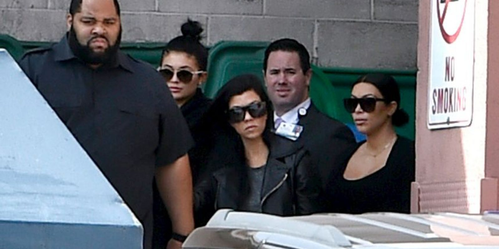El clan Kardashian Jenner le ha mostrado su apoyo a él y a Khloé Kardashian, su aún esposa. Foto:Getty Images