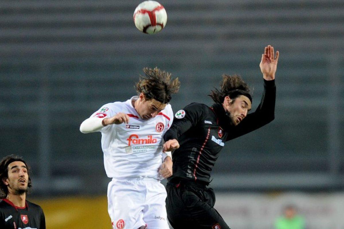 "A este exfutbolista italiano le tocó un apellido muy ""tierno"". Foto:Getty Images"