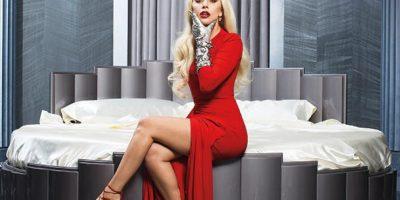 """VIDEO. Lady Gaga eleva la temperatura con escena sensual en """"American Horror Story Hotel"""""""