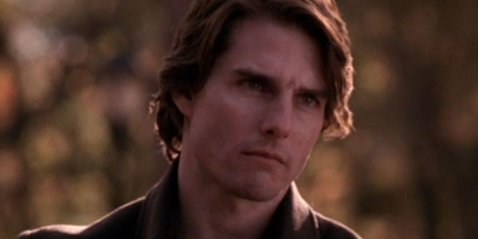 Tom Cruise , en 2002, estaba en el punto exacto en el que no era un jovencito galán como en los años 80. Foto:vía Getty Images