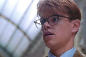 """El rostro de niño de Matt Damon en """"Ripley"""" sigue manteniéndose. Foto:vía Getty Images"""
