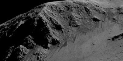 Estas son las primeras evidencias de su tipo encontradas en el planeta. Foto:Vía Nasa.gov