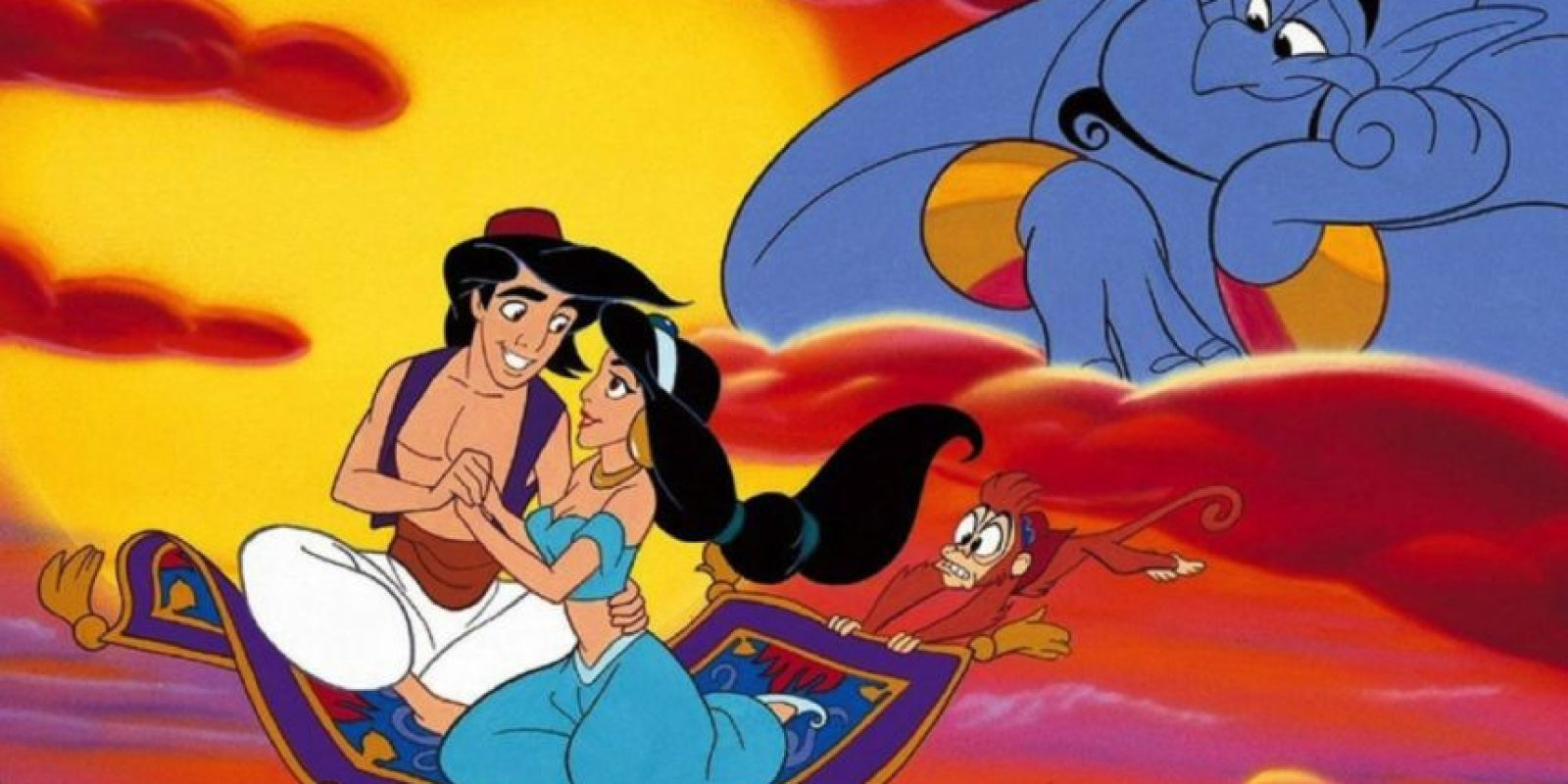Y como en Disney no paran de hacer teorías, estas también se confirman velozmente. Foto:vía Disney