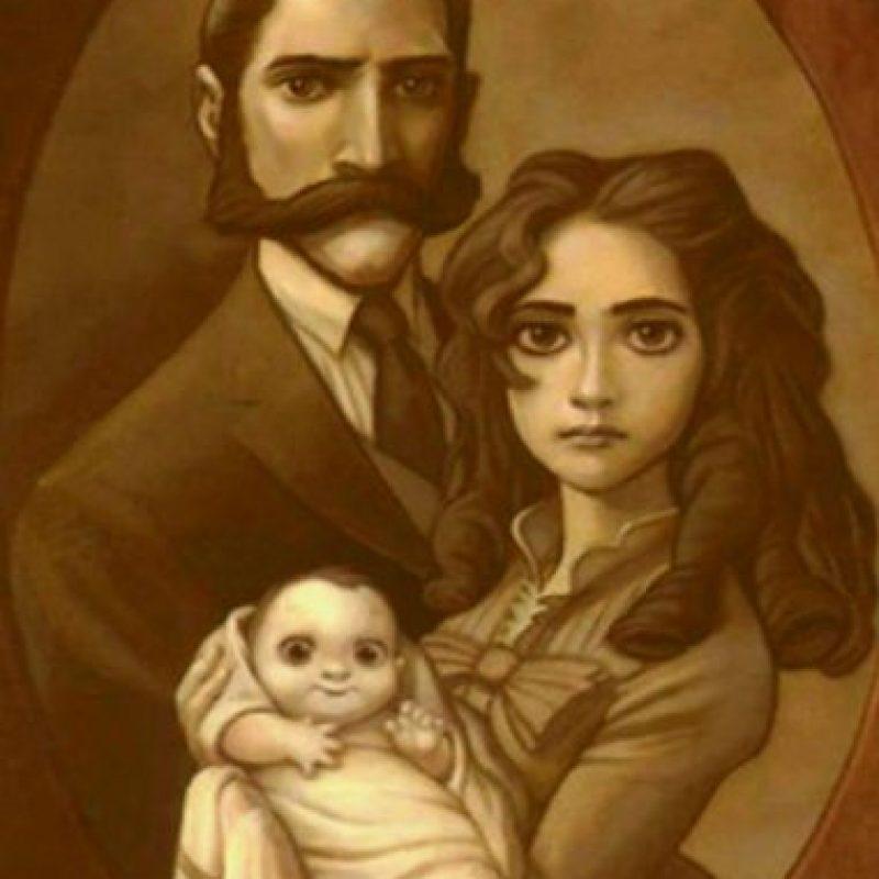Ella queda embarazada en el barco. Foto:vía Disney