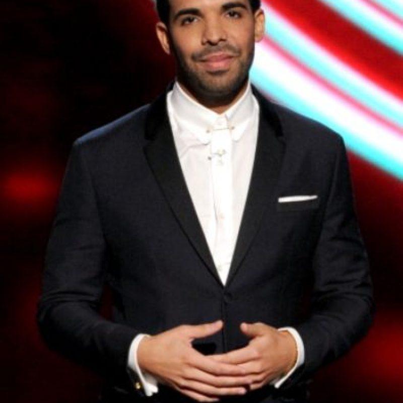 Drake fumó por primera vez hierba justo antes de su primera audición. Foto:vía Getty Images