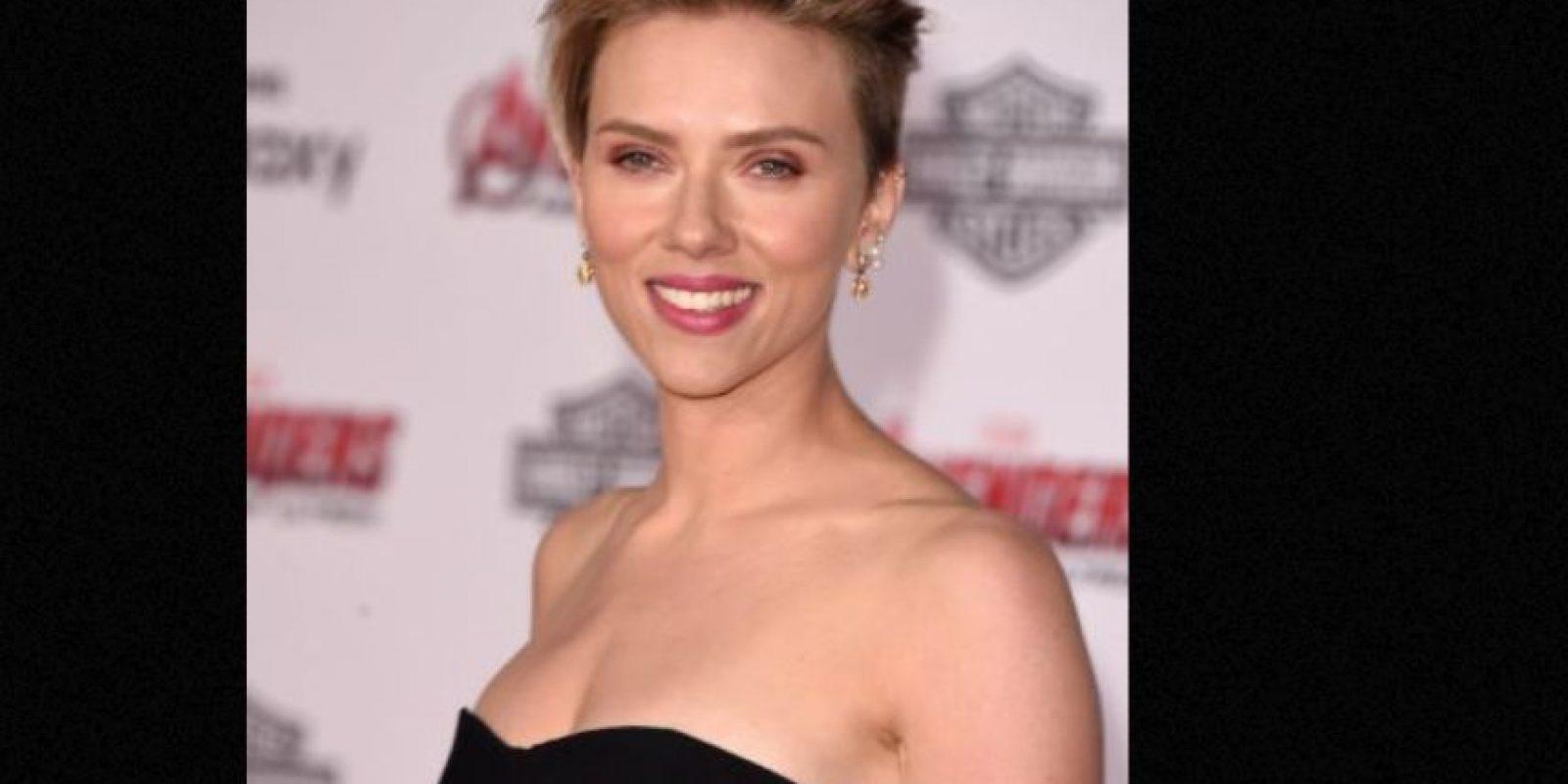 Scarlett Johansson es deseada. Foto:vía Getty Images