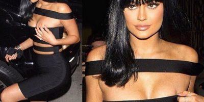 Video: Kylie Jenner muestra nuevo corte de cabello
