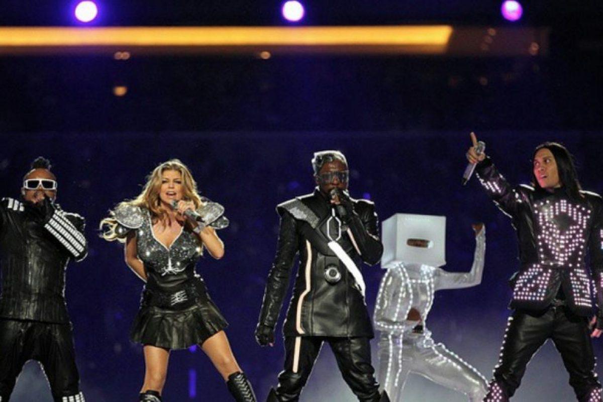 """Dijo que prefería ese reality a """"El Factor X"""", donde solo le daba conocimiento a Randy Jackson. Foto:vía Getty Images"""