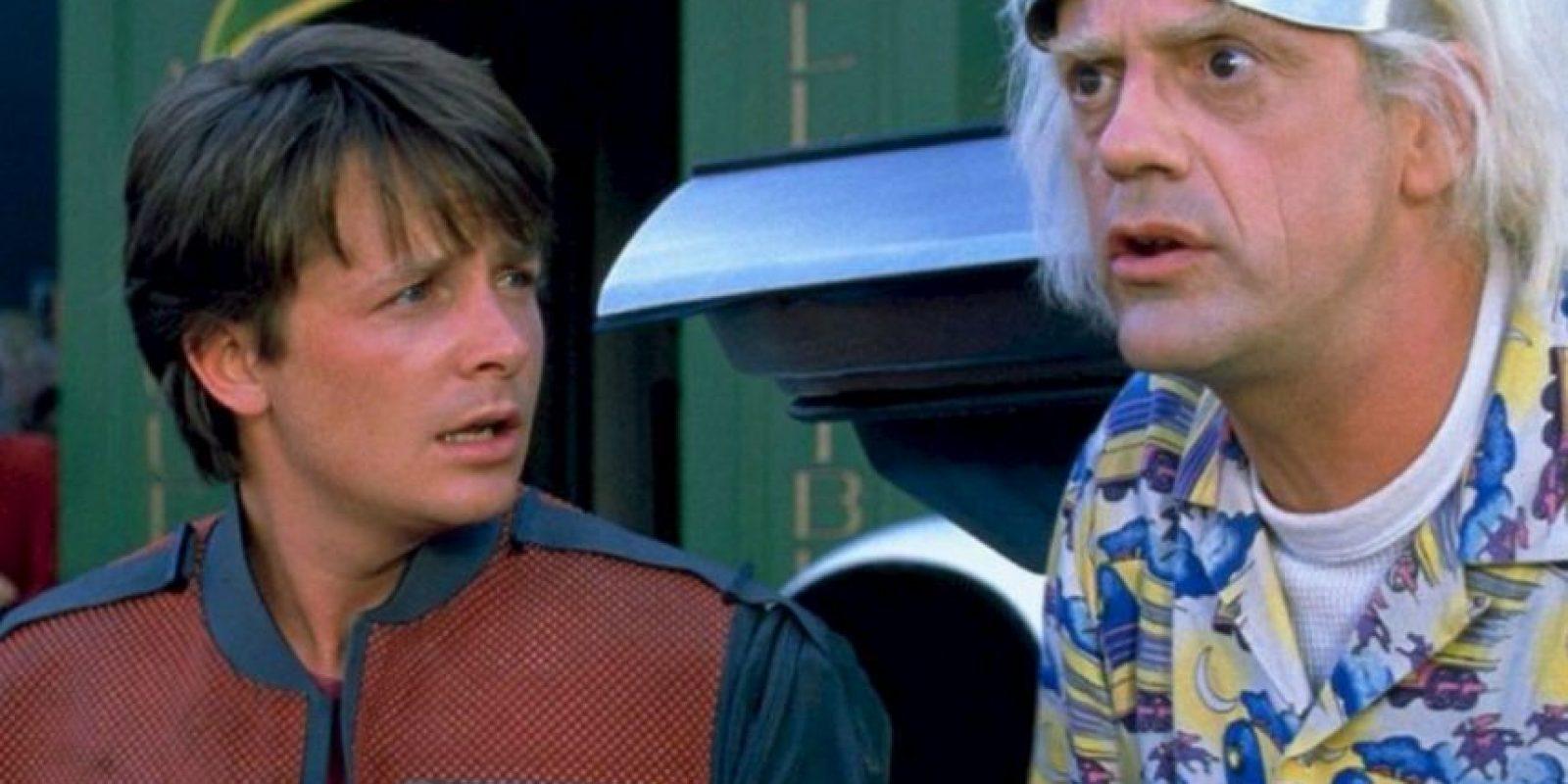 Esta película cumple 30 años y acá verán como cambiaron los actores. Foto:vía IMDB
