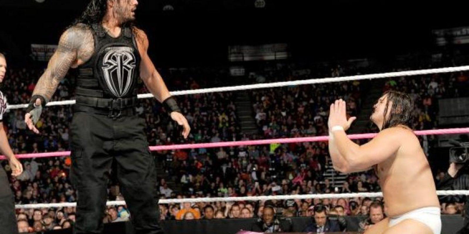 Es uno de los luchadores más populares de la actualidad Foto:WWE