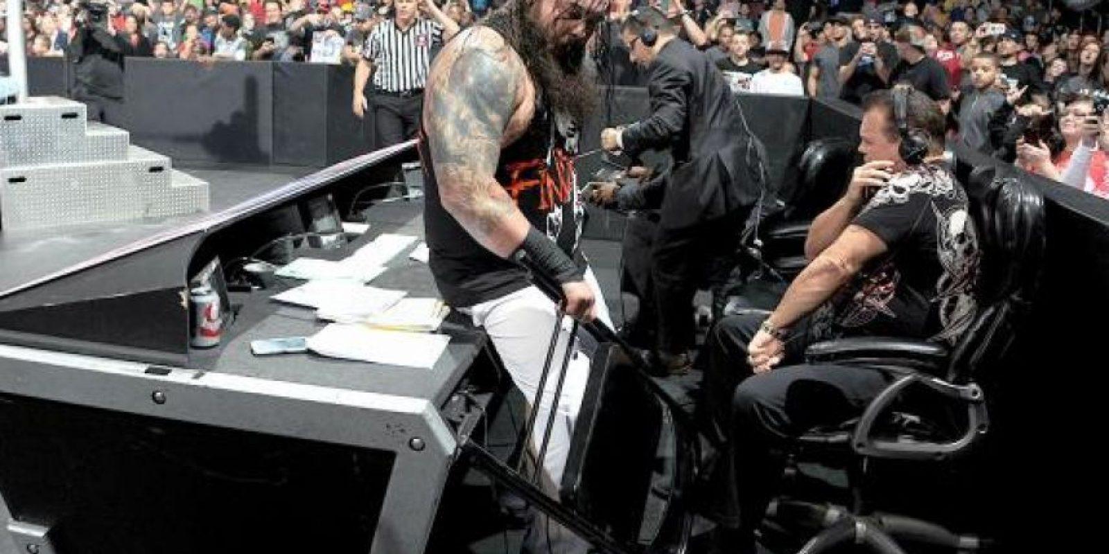 """Y es el líder de la """"Familia Wyatt"""" Foto:WWE"""