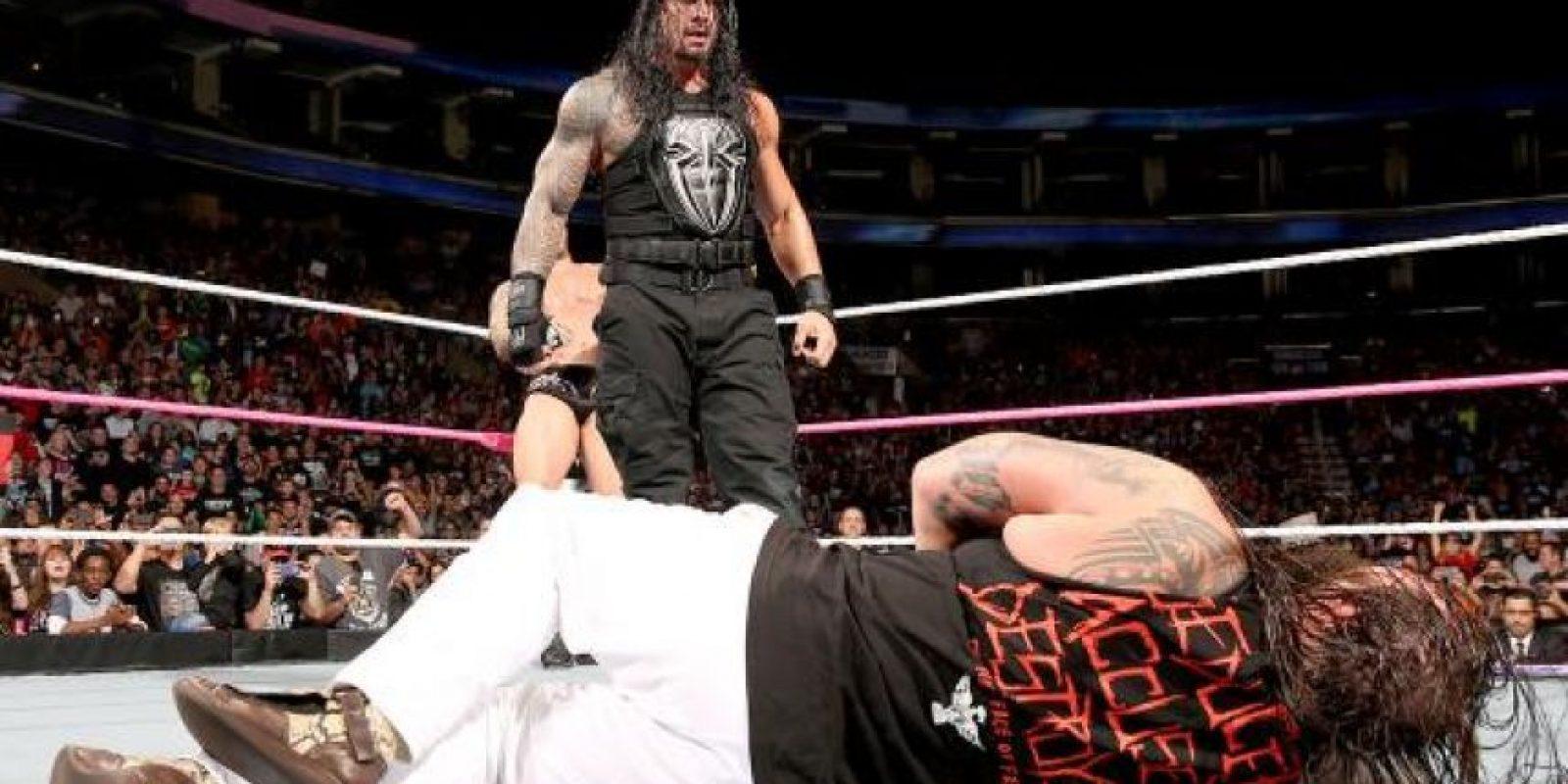 Desde el pasado Money in the Bank mantienen una fuerte rivalidad Foto:WWE
