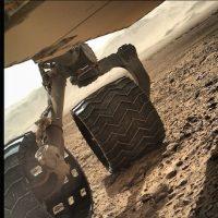 7. El viaje a Marte Foto:Instagram.com/MarsCuriosity
