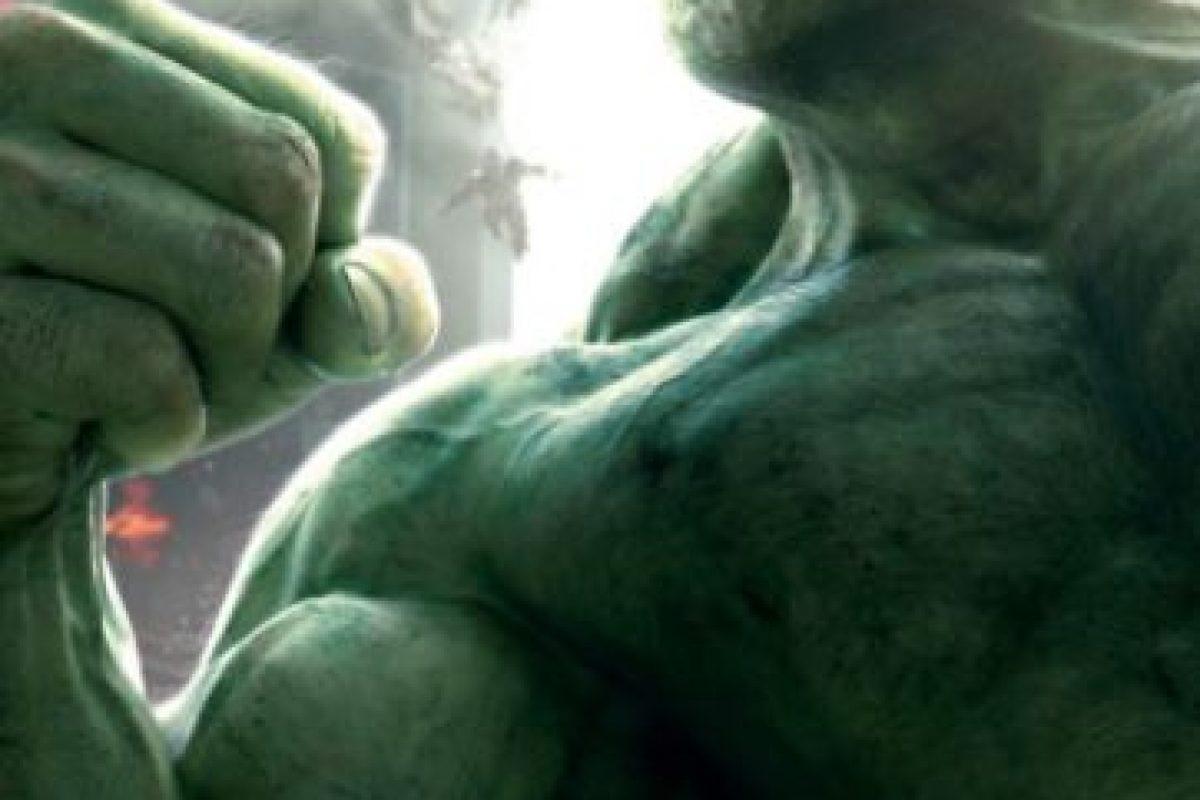 """""""Hulk"""" será interpretado nuevamente por Mark Ruffalo. Foto:Marvel"""