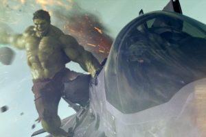 """La tercera parte de """"Thor"""" contará con la presencia de """"Hulk"""" Foto:Marvel"""