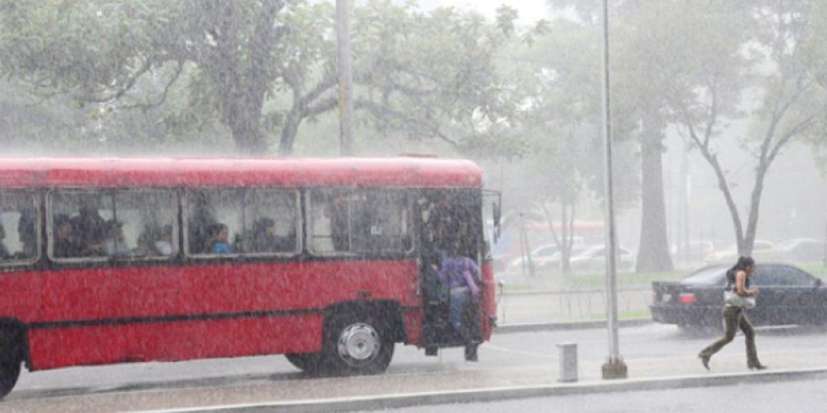 Insivumeh asegura que las lluvias seguirán hasta el jueves